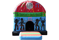 Disco Dome Blue/Red